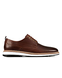 Clarks Chantry Walk Wide Fitting Shoes