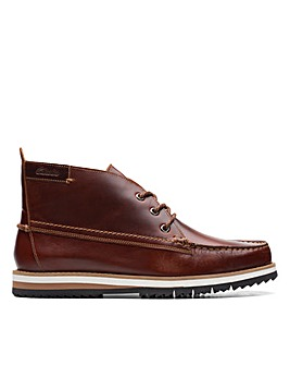 Clarks Durston Mid Standard Fitting Boots