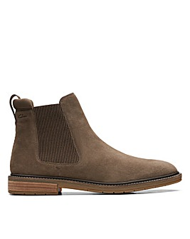 Clarks Clarkdale Hall Standard Fitting Boots