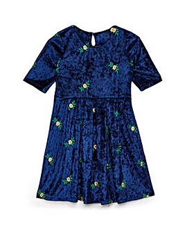 Yumi Girl Party Skater Dress