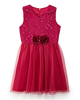 Yumi Girl Prom Skater Dress