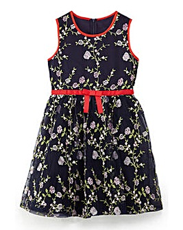 Yumi Girl Floral Party Dress