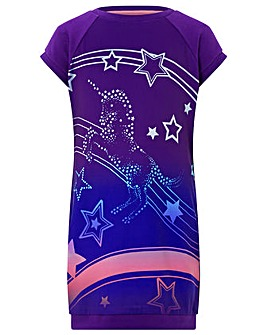 Monsoon Ella Unicorn Dress