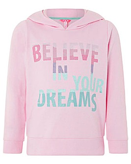 Monsoon Believe Dreams Hoody