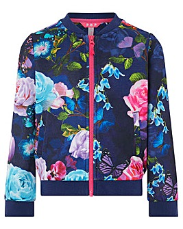 Monsoon Remi Floral Bomber