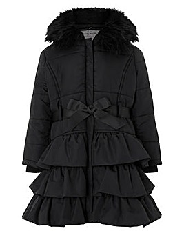 Monsoon Betsy Padded Coat
