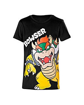 Super Mario Bros. Bowser Kid
