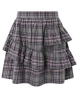 Monsoon Camilla Check Skirt