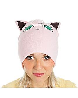 POKEMON Jigglypuff Beanie Hat