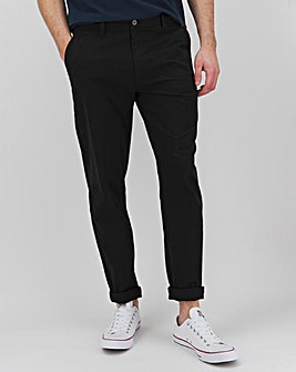 """New and Improved Tapered Fit Chino 29"""" with Softer Stretch Fabric"""