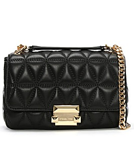 Michael Kors Sloan II Quilted Cross-Body