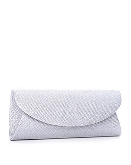Paradox London Pink Dominique Clutch Bag