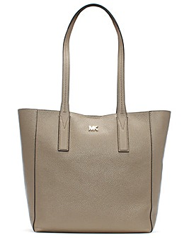 Michael Kors Pebbled Leather Tote Bag