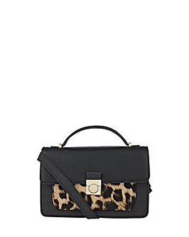Accessorize Boxy Midi Satchel