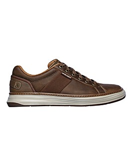 Skechers Moreno Windsor Leather Trainer