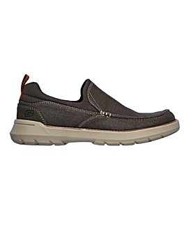 Skechers Doveno Hangout Slip On Trainer