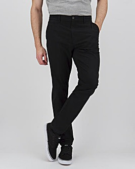 """New and Improved Slim Stretch Chino 31"""" with Softer Stretch Fabric"""