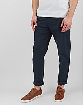 Tapered Fit Flat Front Chino 31