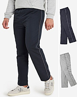 Pack of Two Woven Joggers 31