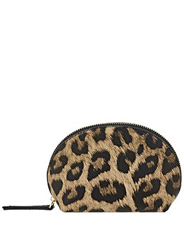 Accessorize Leopard Makeup Bag