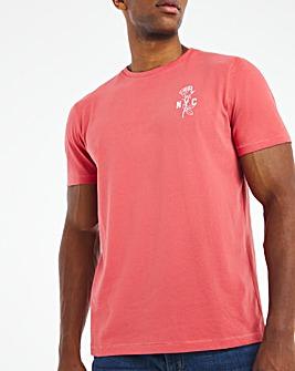 No Pain No Gain Graphic T-Shirt Long