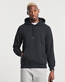 Black Overhead Hood Reg