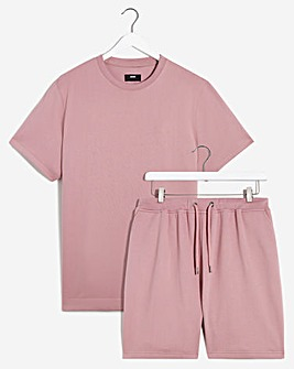 Lounge Tee and Short Set