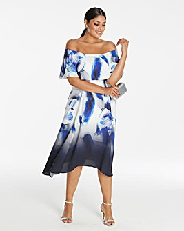 Coast Idole Print Brooke Dress