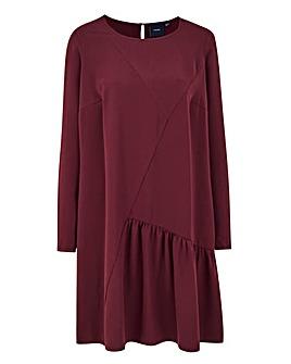 I.Scenery Asymmetric Panelled Dress