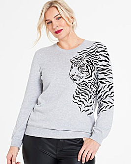 Oasis Tiger Jumper