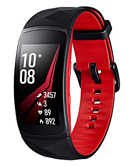 Samsung Gear Fit2 Pro Black & Red