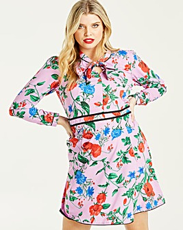 Junarose Grace Printed Dress