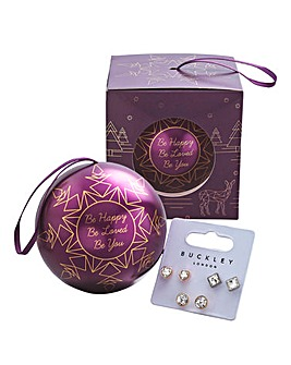 Buckley London Earrrings Bauble