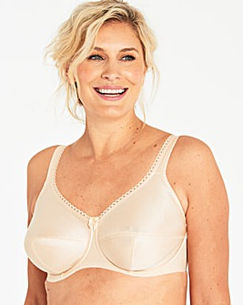 Fantasie Cotton Lined Nude Bra