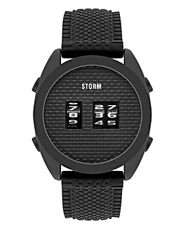 Storm Gents Kombi Slate Silicone Watch
