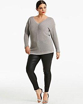 Joanna Hope Metallic Jumper