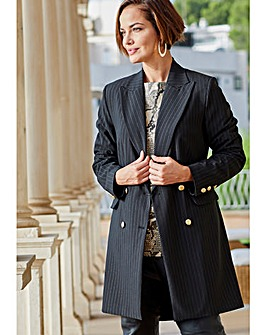 Joanna Hope Longline Tailored Blazer
