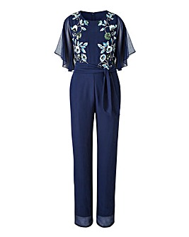 e0e35d0e21c Joanna Hope Beaded Jumpsuit