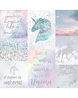 Believe In Unicorns Wallpaper