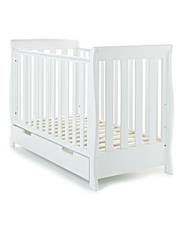 Obaby Stamford Mini Sleigh Cot Bed