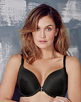 Gossard Everyday Dotty Plunge Black Bra