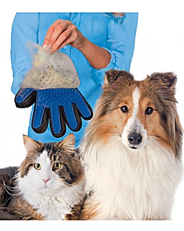 JML True Touch Pet Brush Glove