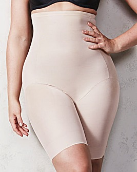 Naomi & Nicole Firm Control Comfortable Hi Waist Thigh Slimmer