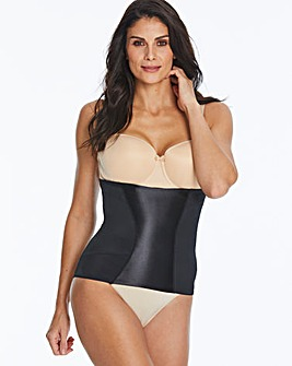 Maidenform Black Waist Nipper