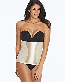 Maidenform Easy Up Easy Down Latte Waist Nipper
