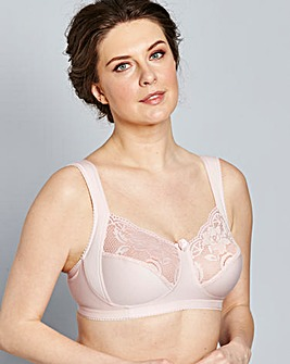 Miss Mary Lovely Lace Pink Bra