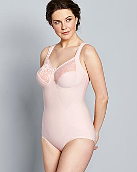 Miss Mary Cotton And Lace Bodyshaper