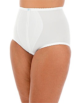 Playtex ICBIAG White Control Briefs