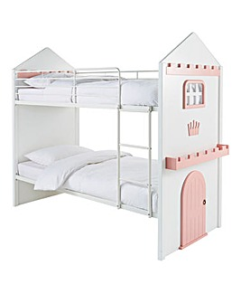 Castle Feature Bunk Bed