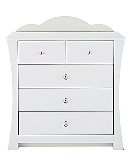 Princess Chest of Drawers